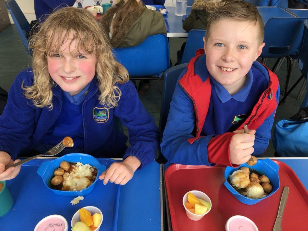 2018 – Underbank Primary School, Scotland