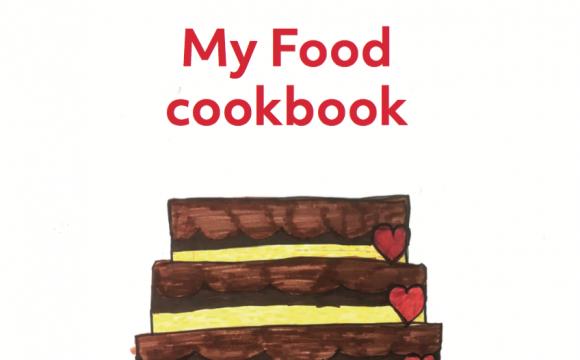 2018 – My Food cookbook