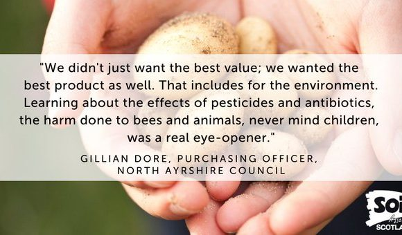 2020 – Award-winning organic food from Scotland